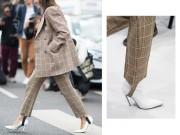 Thêm một kiểu quần sành điệu bất ngờ cho nữ công sở thích nổi bật