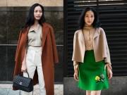 Gợi ý thời trang hoàn hảo cho chị em khi mùa đông Hà Nội nóng lạnh khó lường