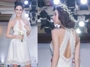 Tin tức thời trang - Người đẹp Việt mặc đầm ngủ Wannabe đi diễn