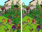 Siêu khó: Bạn có thể tìm đủ 10 điểm khác nhau trong hai bức hình này không?