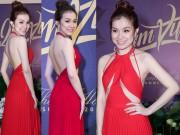 Hoa hậu Thùy Lâm mỗi lần tái xuất là một lần nổi bật giữa rừng mỹ nhân