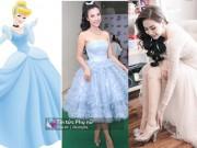 Thời trang - Sao Việt theo đuổi giấc mơ làm nàng công chúa Lọ Lem