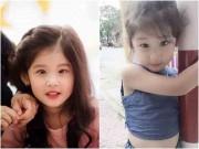 Làm mẹ - Bé gái 4 tuổi giống Lưu Diệc Phi ngoài đời còn xinh gấp bội phần