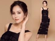 Tin tức thời trang - Hoa hậu Dương Kim Ánh:  & #34;Tôi không quan tâm đến chuyện thị phi trong showbiz & #34;