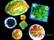 Bếp Eva - Thực đơn sang chảnh cho bữa cơm chiều