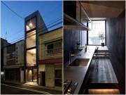 Nhà đẹp - Nếu ít tiền, hãy học cách thiết kế nhà siêu mỏng mà cực sang trọng này