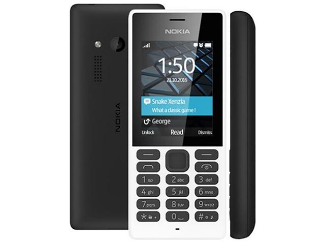 HMD ra mắt điện thoại  & quot;cục gạch & quot; Nokia 150, giá gần 600 ngàn đồng