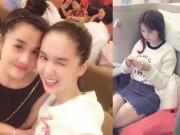 Làng sao - Sao Việt 24h qua: Chị gái Ngọc Trinh bắt đầu ủng hộ chuyện tình của em gái?
