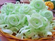 Bếp Eva - Mứt dừa vị lá dứa thơm ngon, đẹp mắt