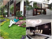 Nhà đẹp - Cận cảnh hai dinh thự 100 tỷ đồng sang trọng bậc nhất của ca sĩ Đàm Vĩnh Hưng