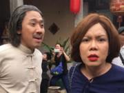 """Clip Eva - Trấn Thành bị Việt Hương """"chửi"""" xối xả vì ăn nhiều"""