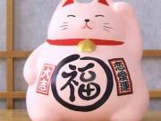 Nhà đẹp - Chú mèo phong thủy mang lại may mắn, giàu có mà người Nhật nào cũng có trong nhà