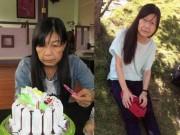 Tin tức - Cô gái 21 tuổi đau khổ khi mang gương mặt như cụ bà 81