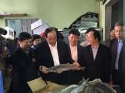 """Mua sắm - Giá cả - 2.600 tấn hải sản đông lạnh """"sau Formosa"""" đã an toàn"""