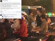 Làng sao - Tuấn Hưng bất ngờ điều khiển giao thông giữa Sài Gòn, Phan Anh cũng khoe chiến tích
