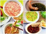 Bếp Eva - Cách pha 5 loại nước chấm ngon cho các món quen thuộc không phải ai cũng biết