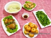 Bếp Eva - Bữa cơm chiều hấp dẫn, hút hồn cả nhà