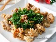 Bếp Eva - Chỉ cần thêm lá này vào, thịt gà chiên giòn hấp dẫn hơn bao giờ hết