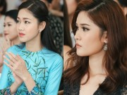 Làng sao - Á hậu Thanh Tú, Thùy Dung xinh đẹp, nổi bật giữa dàn mỹ nhân