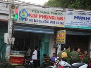 Tin tức - Bịt mặt, nổ súng cướp tiệm vàng rúng động Tây Ninh