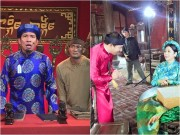 Làng sao - Nghệ sĩ Quang Thắng: Rụng tóc, bạc tóc vì thức trắng đêm tập Táo quân