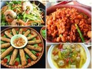 Bếp Eva - Bữa cơm ngon miệng cho chiều thứ 7