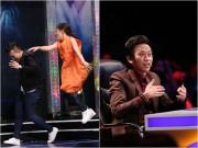 Làng sao - Ơn giời tập 7: Trấn Thành bị đánh, Hoài Linh bấm chuông để ngăn chặn bạo lực