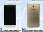 Rò rỉ ảnh Samsung Galaxy C7 Pro