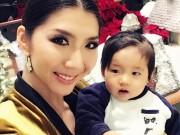 Sao Việt 24h qua: Con trai gần 1 tuổi của Ngọc Quyên ngày càng kháu khỉnh