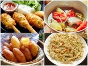 Bếp Eva - Chủ nhật nấu nhiều món ngon cho cả nhà