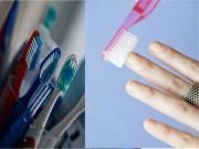 Làm đẹp - Đừng vội vứt chiếc bàn chải đánh răng cũ vì nó sẽ có công dụng không ngờ