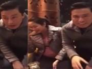 """Clip Eva - Lam Trường khoe bụng 8 tháng của vợ, tiết lộ con gái """"siêu quậy"""""""