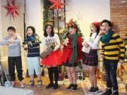 """Tin tức giải trí - """"P336"""" – ban nhạc tuổi teen gây sốt với MV Giáng sinh siêu dễ thương"""