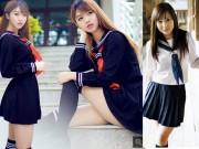 Thời trang - Đồng phục nữ sinh Nhật Bản xứng đáng độc đáo nhất thế giới