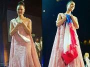 Người đẹp Philippines khóc nức nở vì trượt vương miện Hoa hậu Thế giới