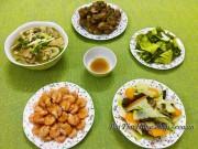 Bếp Eva - Bữa cơm có nhiều món hấp dẫn cho cả nhà