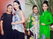 Thời trang - Đừng bất ngờ khi ngắm phong cách của mẹ ruột Linh Nga
