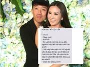 Ai có thể ngờ Trấn Thành lại nhắn tin mời bạn bè dự tiệc cưới độc đáo như thế này?
