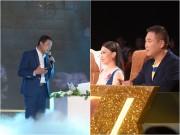 Sau chia tay bạn gái, Chiến Thắng khóc người yêu trên sân khấu khiến Cẩm Ly nghèn nghẹn