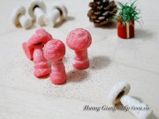 Bếp Eva - Bánh cây nấm vừa ngon lại dễ thương cho mùa Giáng sinh