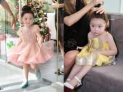 Thời trang - Con gái Elly Trần quá xinh yêu trong hậu trường chụp ảnh thời trang