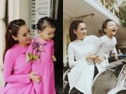 Con gái Trang Nhung gây ngỡ ngàng với gương mặt thiên thần