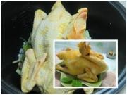 Bếp Eva - 4 cách luộc gà không cần nước mà vẫn thơm ngon hoàn hảo