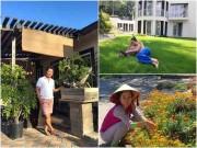 Nhà đẹp - Không thể ngờ đây là nhà ở tại Mỹ và châu Âu của 3 sao Việt nổi tiếng