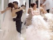 Thời trang - Hari Won khiến fan phát sốt vì được Trấn Thành tặng đến hai chiếc váy cưới cực đắt
