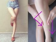 Làm đẹp - Đánh tan mỡ bắp chân, lấy lại đôi chân thon gọn chỉ với 2 động tác đơn giản