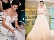 Thời trang - 12 bộ váy cưới của sao Việt khiến cô gái nào cũng ước được làm cô dâu
