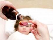 Làm mẹ - Cứ cho con uống thuốc kiểu này bảo sao bé ho mãi chẳng dứt