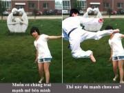 Eva Yêu - Cười lật ghế với ảnh chế: Từ sau xin chừa không dám nhờ photoshop nhé!