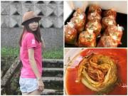 Bếp Eva - Công thức làm kim chi cải thảo hợp người Việt của 9x Hà Nội
